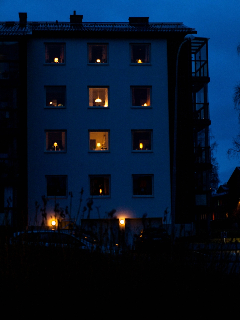 Night Apartment