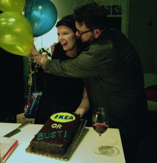 IKEA cake