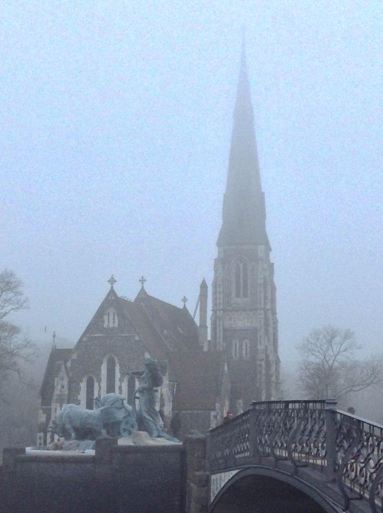 Chapel Fog